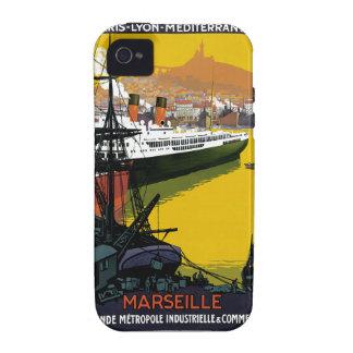Marsella Vibe iPhone 4 Funda