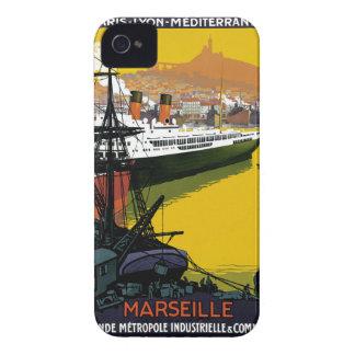 Marsella iPhone 4 Case-Mate Cobertura