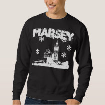 MARSEY CHRISTMAS SWEATSHIRT