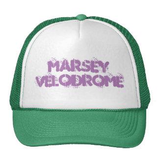 MARSEY CYCLE-RACING TRACK TRUCKER HAT