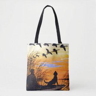 Marsh by Paul Bransom Tote Bag
