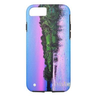 Marsh Creek Lake iPhone 7, Tough Case