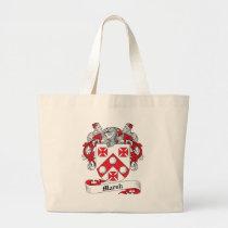 Marsh Family Crest Bag