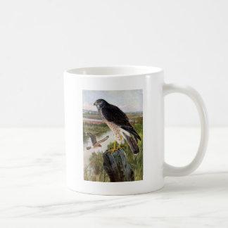 Marsh Hawk Coffee Mug