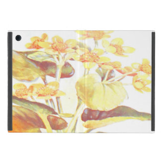 Marsh Marigold Cover For iPad Mini