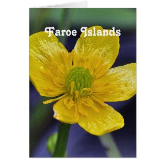 Marsh Marigolds Greeting Cards