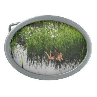 Marsh Pixie Belt Buckle