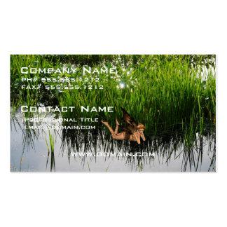 Marsh Pixie Business Card