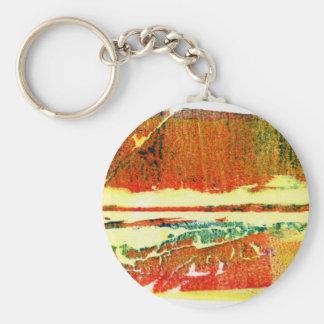 Marsh Sunset Keychain