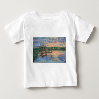 Marsh View at Pawleys Island Baby T-Shirt