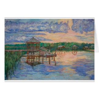 Marsh View at Pawleys Island Card