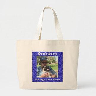 Marsha and Chu Large Tote Bag