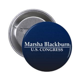 Marsha Blackburn U.S. Congress Pinback Button