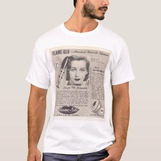 Marsha Hunt 1941 vintage lipstick ad T-shirt