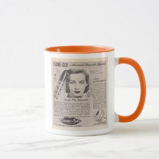 Marsha Hunt 1941 vintage magazine ad mug