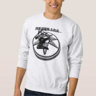 MARSHAL A.R.T. Retro Dai San B&W Sweat Shirt