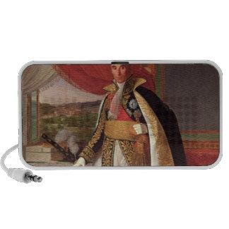 Marshal Andre Massena  Duke of Rivoli, 1814 Laptop Speaker