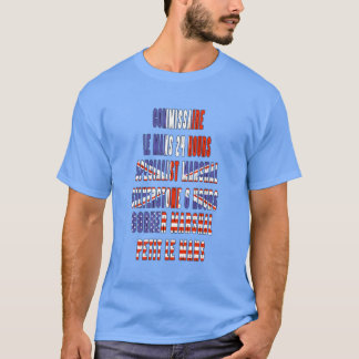 """""""Marshal by any name (2 sided)"""" by Commissaire T-Shirt"""