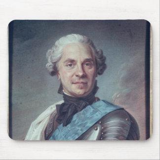 Marshal Maurice de Saxe Mouse Pad
