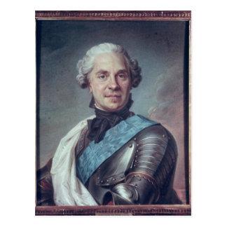 Marshal Mauricio de Saxe Tarjetas Postales
