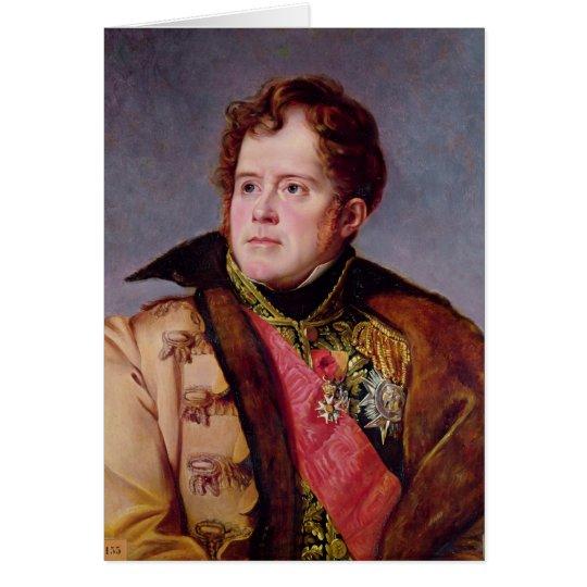 Marshal Michel Ney  Duke of Elchingen, c.1804 Card