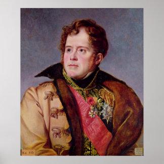 Marshal Michel Ney  Duke of Elchingen, c.1804 Poster