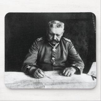 Marshal Paul von Hindenburg, 1914 Mouse Pad