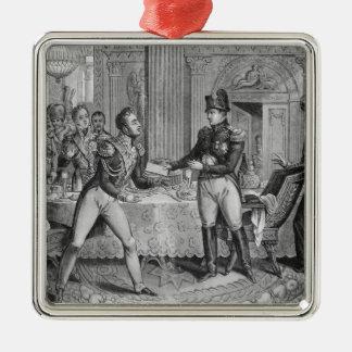 Marshal Pierre Francois Joseph Lefebvre Metal Ornament