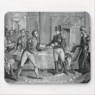 Marshal Pierre Francois Joseph Lefebvre Mouse Pad
