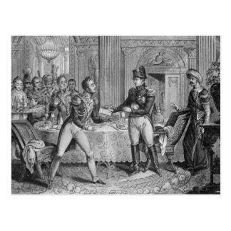 Marshal Pierre Francois Joseph Lefebvre Postcard