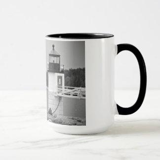 Marshal Point, Port Clyde, Maine COFFEE MUG