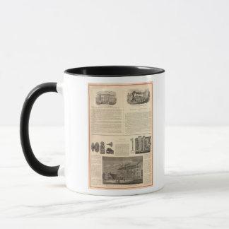 Marshall and Wendell, Manufacturers Mug