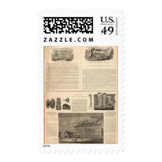 Marshall and Wendell, Manufacturers Stamps