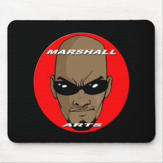 Marshall Arts Logo Mousepad