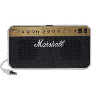 Marshall box portable speakers