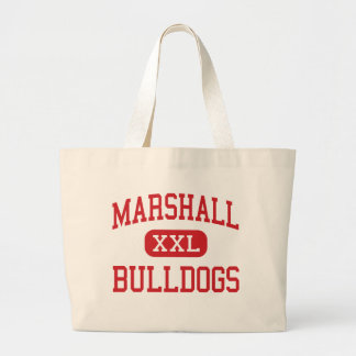 Marshall - Bulldogs - Middle - Beaumont Texas Bag