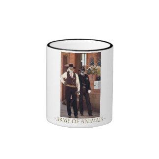 Marshall Buonaparte and Deputy Colt Ringer Coffee Mug