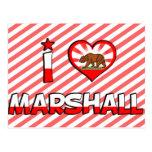 Marshall, CA Postcard
