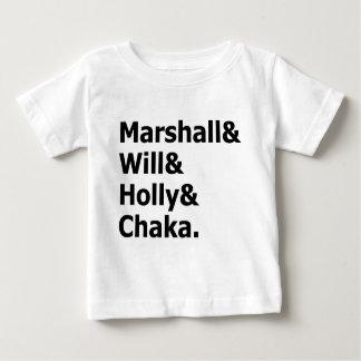 Marshall & Chaka Baby T-Shirt