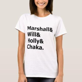 Marshall & Chaka T-Shirt