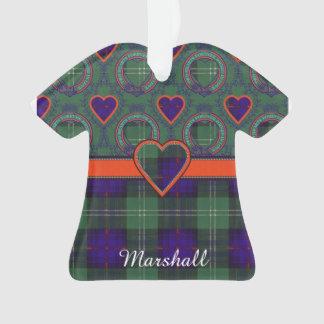 Marshall clan Plaid Scottish kilt tartan