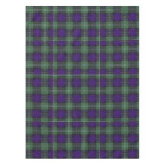 Marshall clan Plaid Scottish kilt tartan Tablecloth