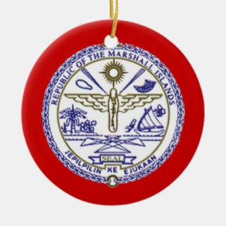 MARSHALL ISLANDS* Christmas Ornament