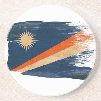 Marshall Islands Flag Coasters
