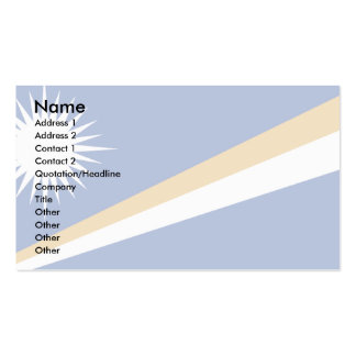 Marshall Islands Flag Double-Sided Standard Business Cards (Pack Of 100)