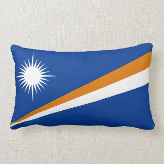 Marshall Islands Flag Lumbar Pillow