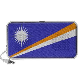 Marshall Islands Flag Mp3 Speaker