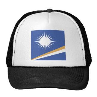 Marshall Islands High quality Flag Trucker Hat