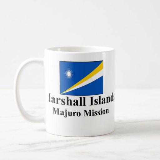 Marshall Islands Majuro Mission T-Shirt Classic White Coffee Mug