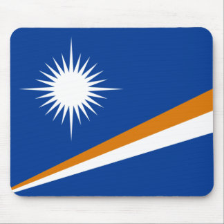 marshall islands mouse pad